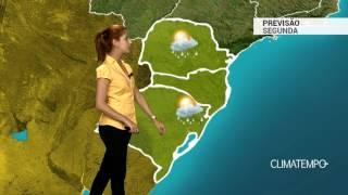 Previsão Sul -Umidade aumenta na região