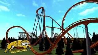 BobCat - ROBLOX B&M Dive Coaster
