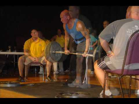 Delaware Senior Olympics Weightlifting