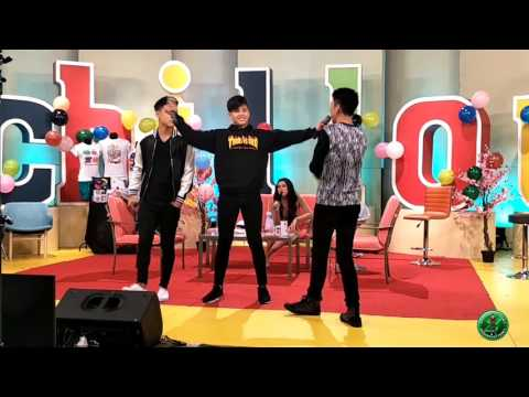 Despacito by Darren, Bailey and Kyle - ASAP Chillout (07/16/2017)