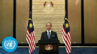 🇲🇾 Malaysia - Prime Minister Addresses General Debate, 75th Session
