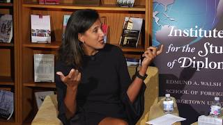 ISD Diverse Diplomacy Leaders series with Nicole Bibbins Sedaca _ full event video