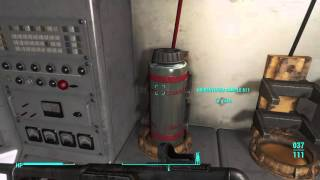 Fallout 4 How to get piezonucleic power armor chest. Cambridge polymer lab quest