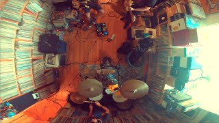 "Electric Kif - Recording ""White Girl"""