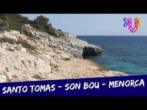 Menorca   Santo Tomas Son Bou gyalog   Camí de Cavalls