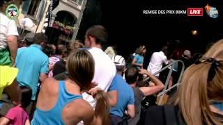 Marathon du Mont-Blanc 2014 - 80km Remise des prix