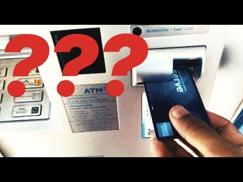 Does AMEX Work In Thailand ?