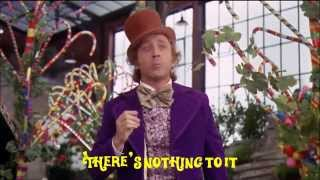 Pure Imagination by Gene Wilder with lyrics