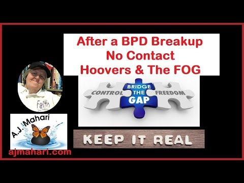 After a BPD Breakup | No Contact/Hoovers & FOG