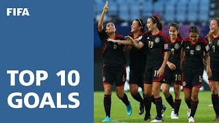 Top 10 Goals: FIFA U-20 Women's World Cup Japan 2012