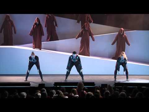 BRANDED Dance Concept - Judas @ No Limits 2011