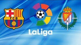 Барселона Вальядолид 16.02.2019 Barcelona vs Valladolid голы прямая трансляция онлайн прогноз превью