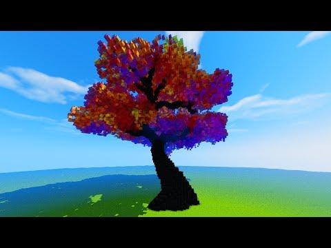 Самое СЕКРЕТНОЕ дерево в Майнкрафт