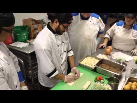 Visiting Chef 2013 - Test Kitchen