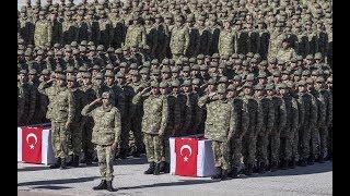 Bedelli askerlerin yemin töreni - Ankara
