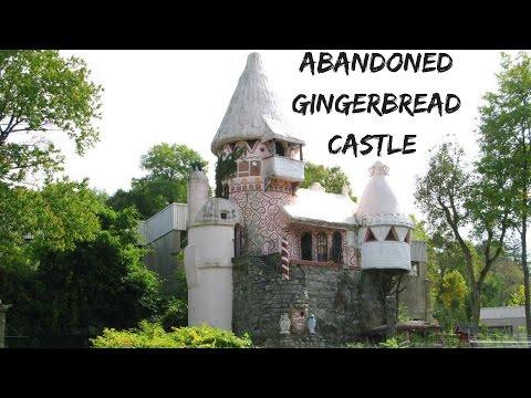 ABANDONED Gingerbread Castle (URBEX)