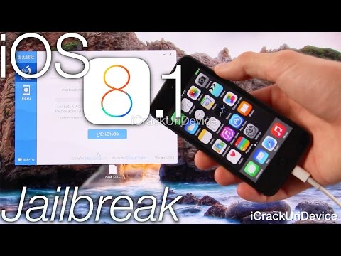 How To Jailbreak iOS 8 - Untethered On 8.1 iPhone, iPad, iPo