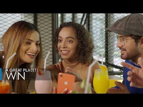 Dubai Digital Park Promo Video 4K