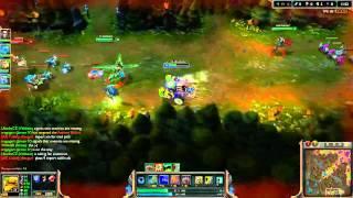 League Og Legends - Blitzcrank vs Vayne