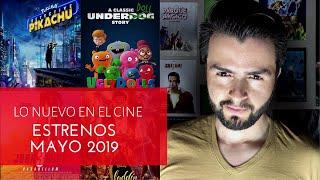 Estrenos: Mayo 2019 • #Us - #Aladdin - #Godzilla2 - #JohnWick3
