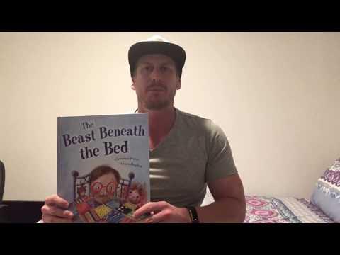 Children's Book The Beast Beneath The Bed READ ALOUD