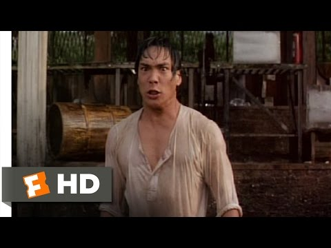 Dragon: The Bruce Lee Story (9/10) Movie CLIP - Showdown at the Ice Factory (1993) HD