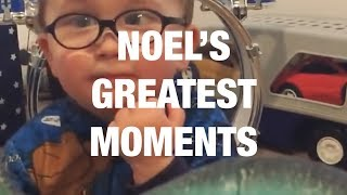 Compilation of Our Favorite Noel Moments
