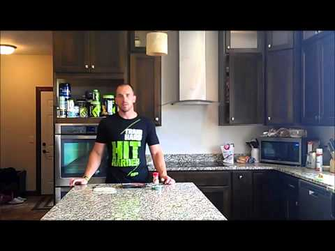 MusclePharm Get Swole Diet Plan - Sample Lunch for Phase 1