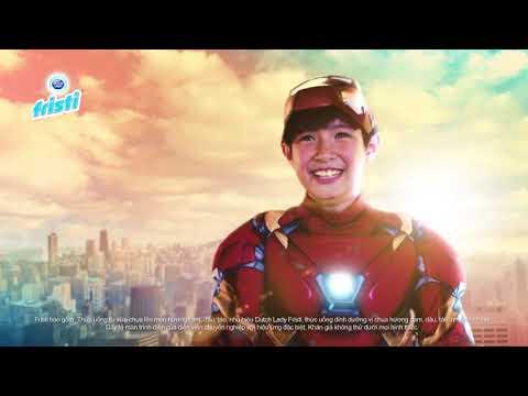 Friesland Dutch Lady Marvel Iron Man Disney 2017