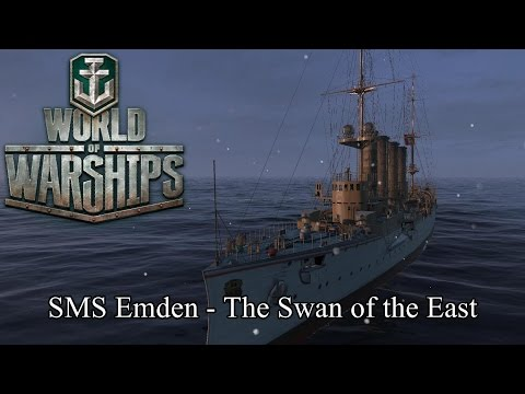 World of Warships - SMS Emden - The Swan of the East