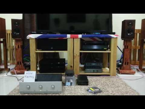 Anthem Tube Amp Vs Naim Pre & Power
