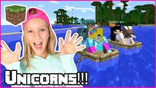 I am a UNICORN!!! / Minecraft