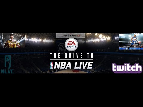 Nlvc/ Twitch Ep# 2/ Nba Lives Reason Of Regression Is Because Of The Community / Nba LIve 17?