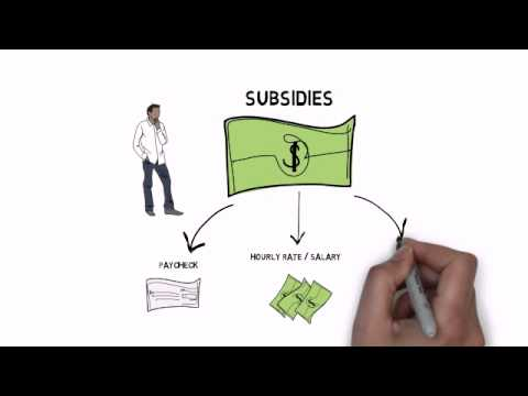 Premiums and Subsidies