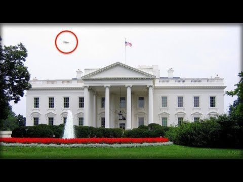 THERE'S SOMETHING RUSSIAN FLYING OVER THE WHITE HOUSE AND THE MEDIA WON'T SHOW IT