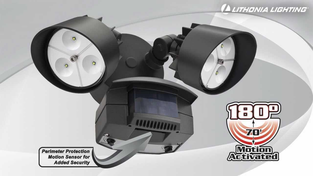 Led Security Lighting From Lithonia Lesco Houston