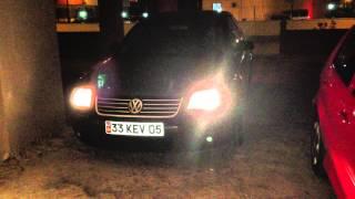 2001 VW Passat Otomatik Yanan Farlar (Dıştan)