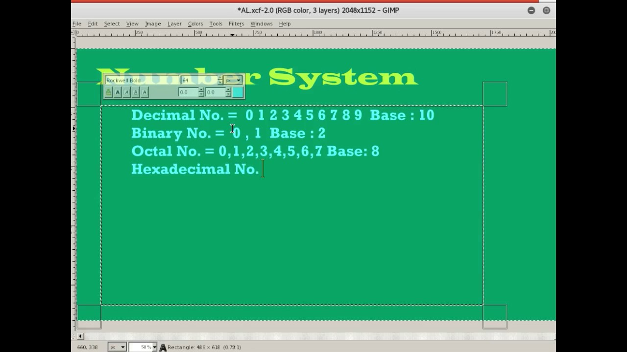 Number System-Types of Number System - Computer Science - Lesson-5 ...