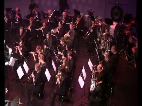 Symfonisch Blaasorkest Overijssel - Arabesque