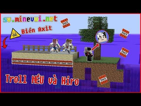 Top Vietnam Minecraft Servers