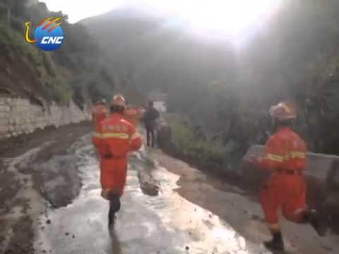 Quake Hits Southwest China