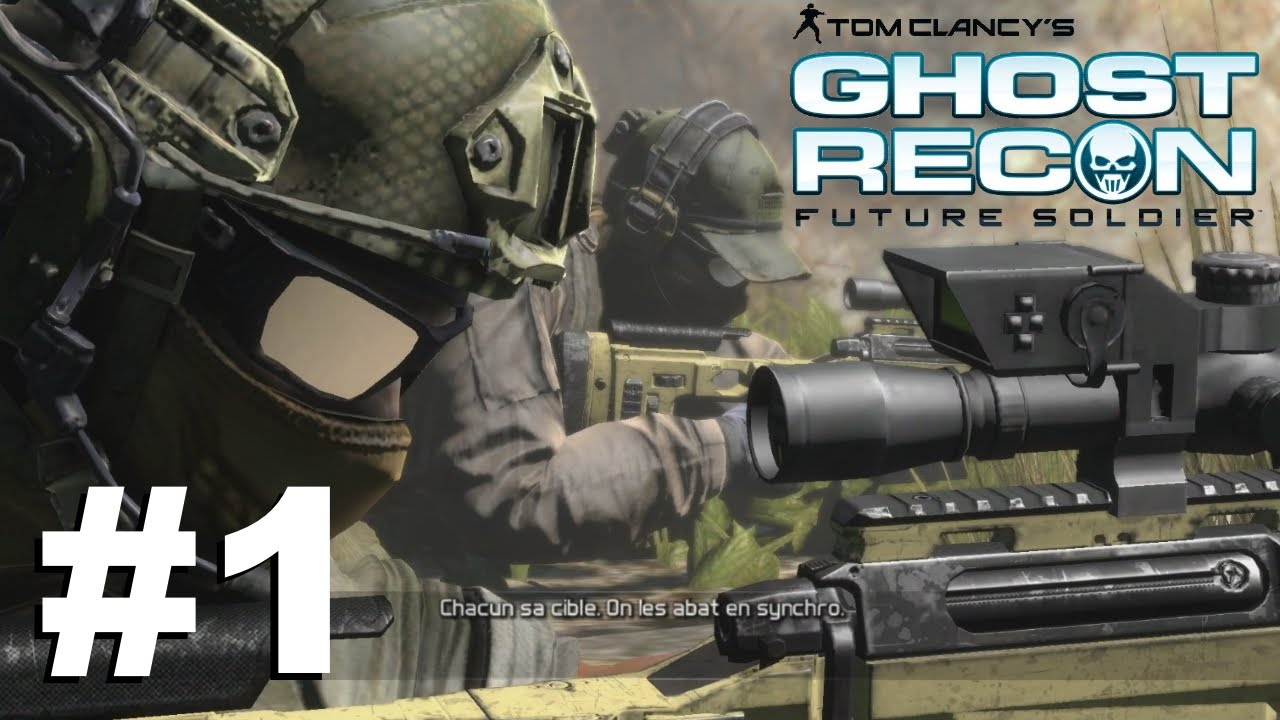 sauvegarde ghost recon future soldier pc