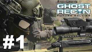 Ghost Recon Future Soldier - #1 - Let