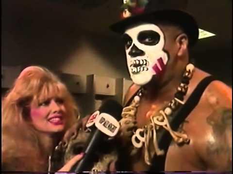 Rhonda Shear Wrestlemania Papa Shango  sc 1 st  YouTube & Rhonda Shear Wrestlemania Papa Shango - YouTube