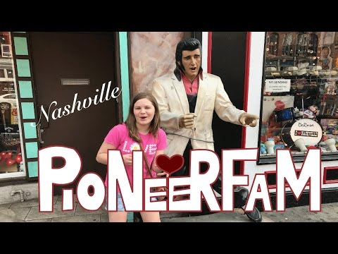 Pioneer Fam does Music City!  Nashville Tennessee. Join the Fam!