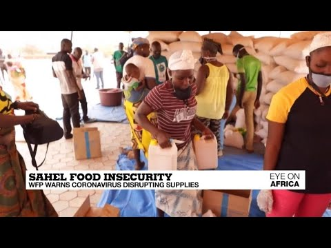 Sahel Food Insecurity: WFP Warns Coronavirus Disrupting Supplies