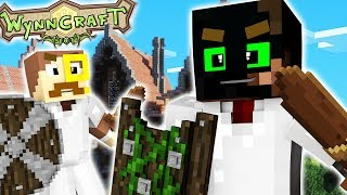 I'M THE WIZARD NOW - WYNNCRAFT MINECRAFT MMO RPG - #1