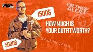 How Much Is Your Outfit Worth?! /w Vladimír Meloun - THE MAG CON
