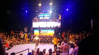 Outbreak  2018 bgirl battle-- Aga vs Kate  -- Semi Final