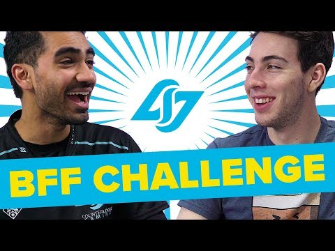 """""""I know Darshan better than he knows himself"""" I BFF Challenge with Stixxay & Darshan"""